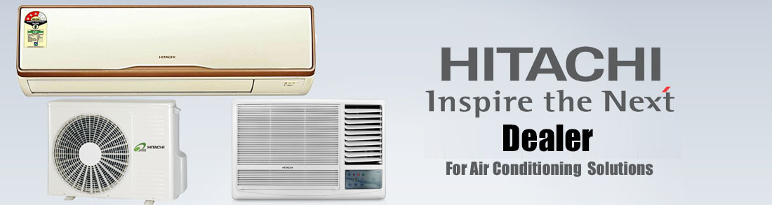hitachi ac dealer in noida